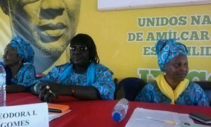 International Women's Month in Guinea-Bissau