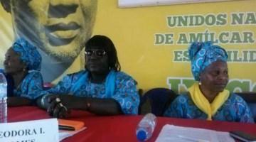 International Women's Month in Guinea-Bissau