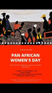 Pan-African Women's Day – Accra, Ghana