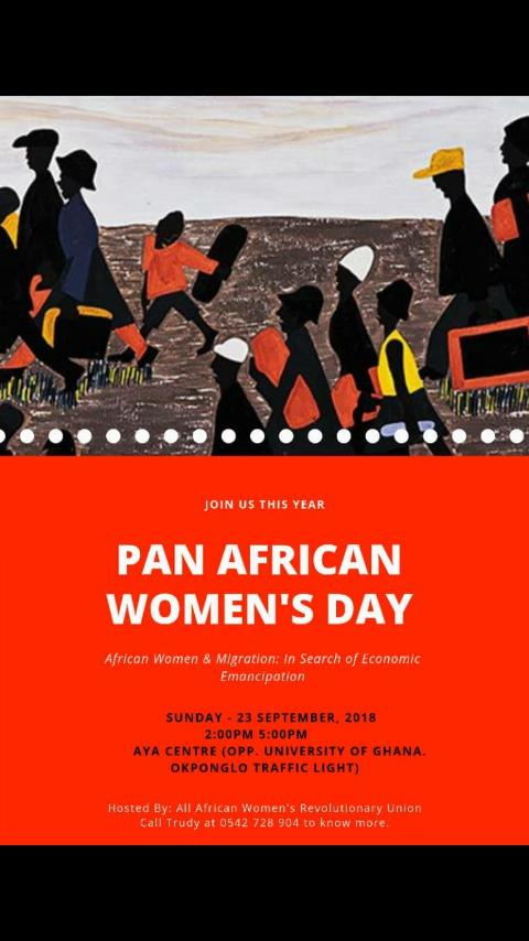 Pan-African Women's Day (PAWD) 2018