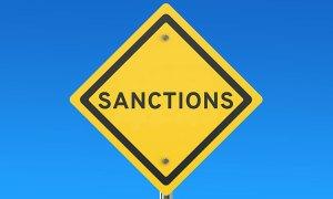 Sanctions Street Aign