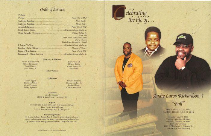 Andre Laroy Richardson Obituary 2137_001