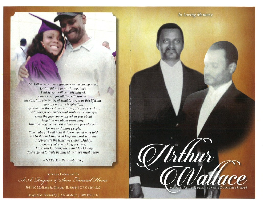Arthur Wallace Obituary