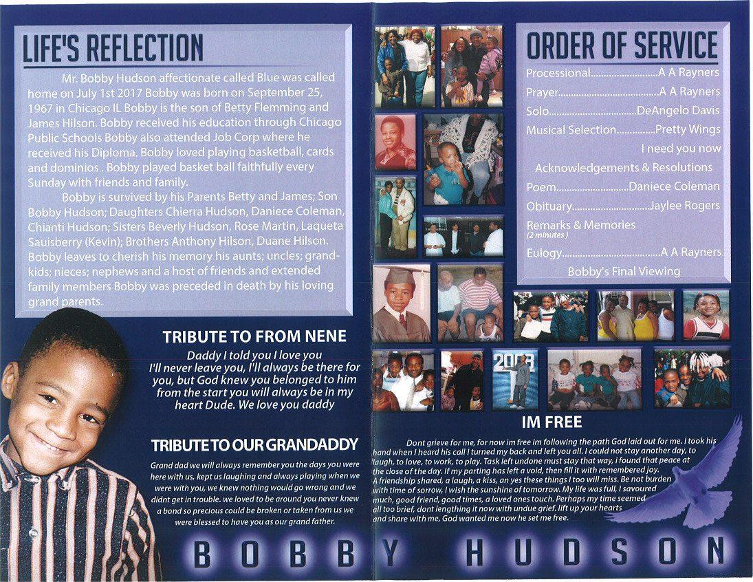 Bobby hudson