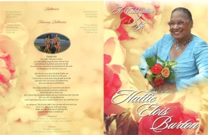 Hattie Elois Burton Obituary