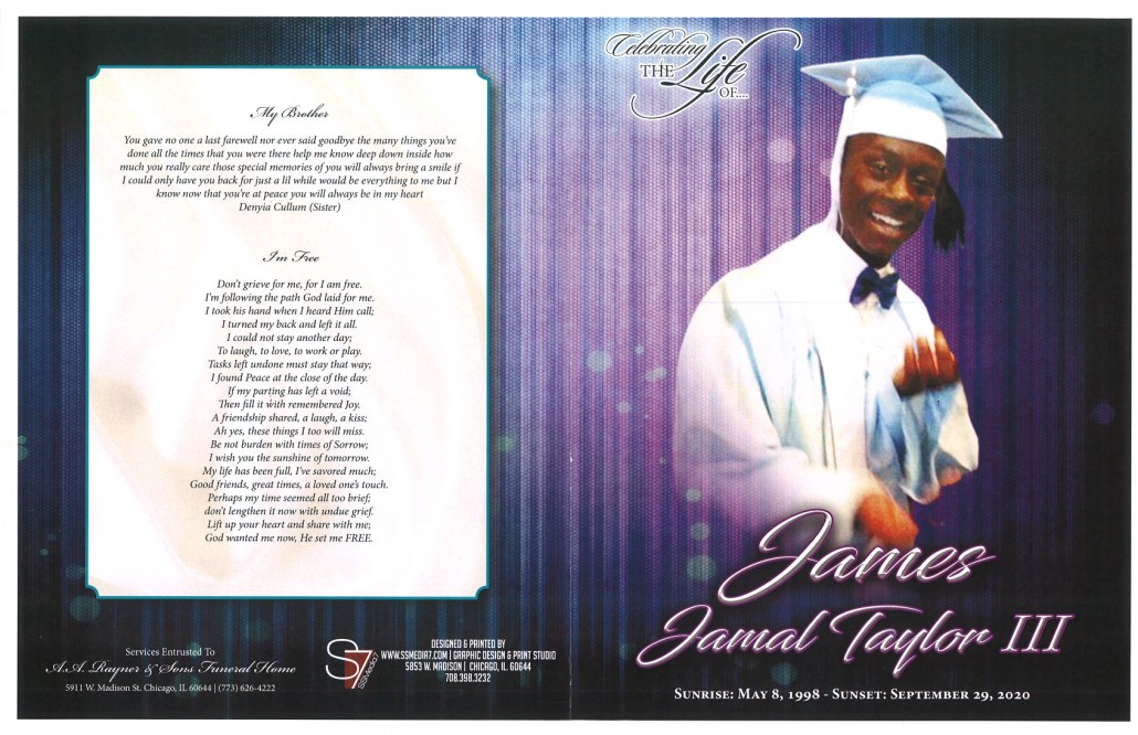 James J Taylor III Obituary
