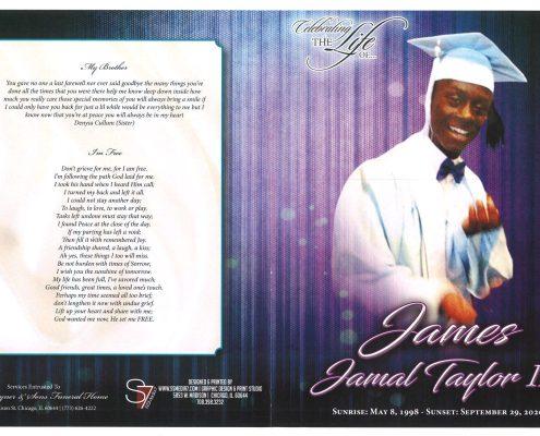 James J Taylor III Obituary