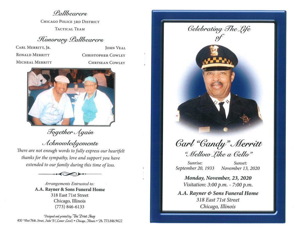Carl Merritt Obituary