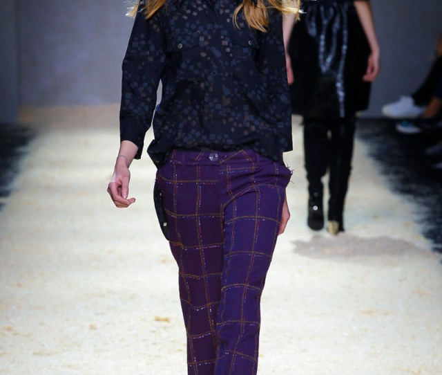 Kristina Ti Fall Winter  Ready To Wear Collection In Milan