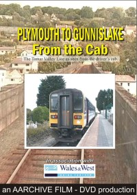 Plymouth to Gunnislake – From the Cab