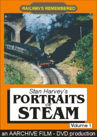 Stan Harvey's Portraits of Steam Vol 1