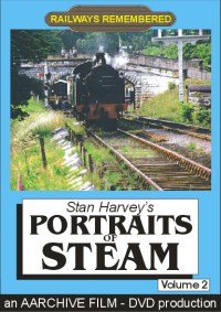 Stan Harvey's Portraits of Steam Vol 2
