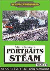 Stan Harvey's Portraits of Steam Vol 3