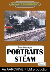 Stan Harvey's Portraits of Steam Vol 3