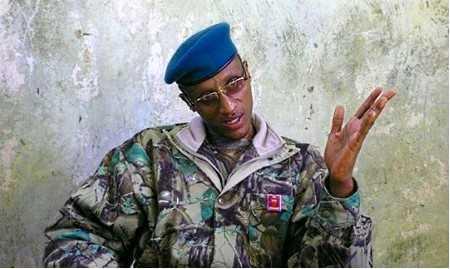 Laurent Nkunda CNDP