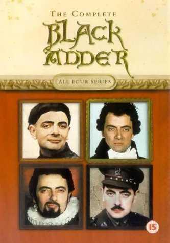 Blackadder, all four series