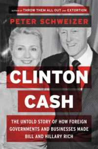 Clinton Cash boekenkaft