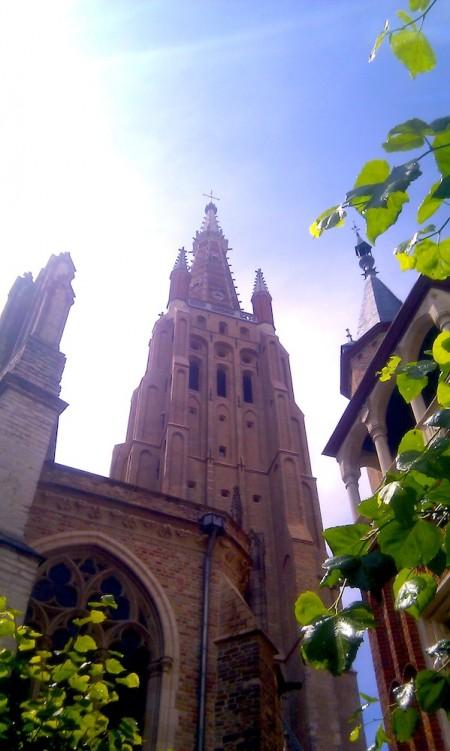 Groeninge in Brugge