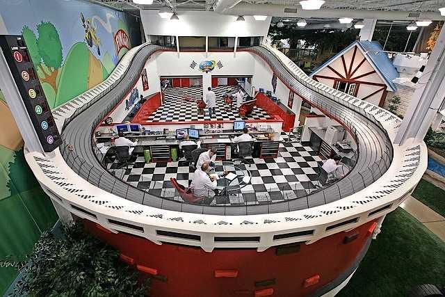Inventionland racebaan