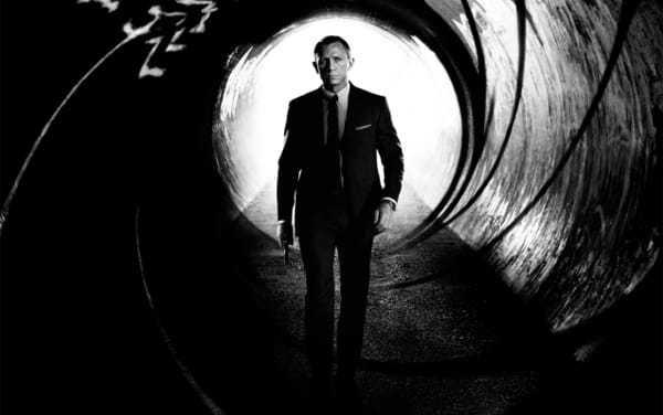 James Bond 'Skyfall' trailer