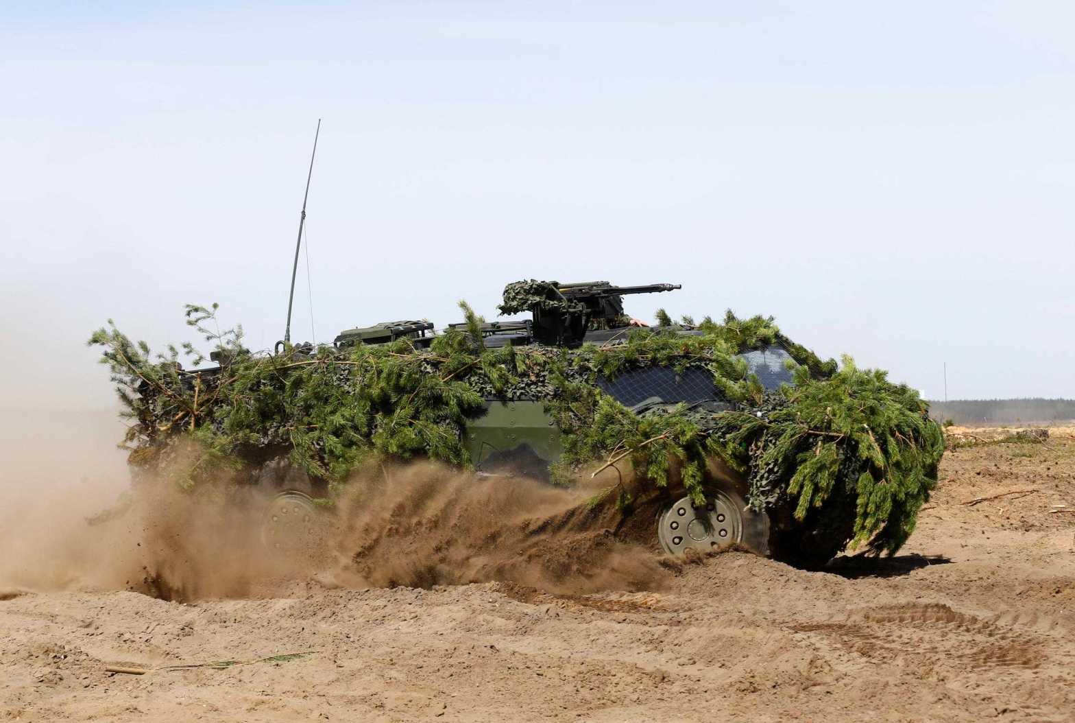NAVO pantservoertuig