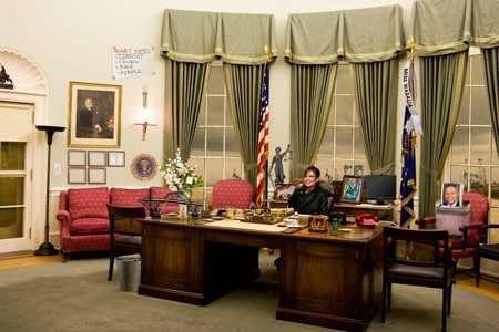 Sarah Palin as president