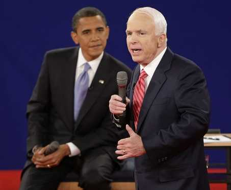 Synchronized Presidential Debating