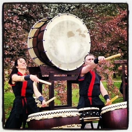 Taiko Japanse drum