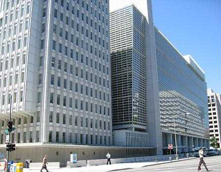 World Bank headquarters in Washington D.C.