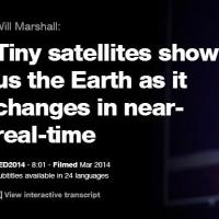 Realtime, High Res, Open Data of a Changing Planet