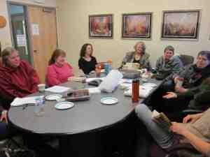 Community Learning at the JCC on Sunday, Jan. 18. 2015
