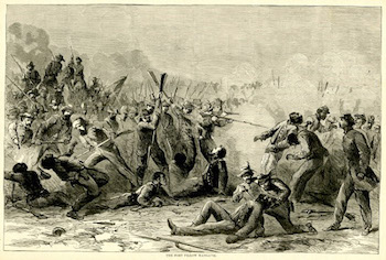 Fort Pillow a Civil War dishonor  African American Registry