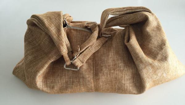 Hjemmelavet tøj - taske