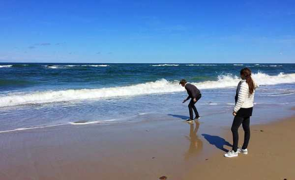 Bulbjerg strand