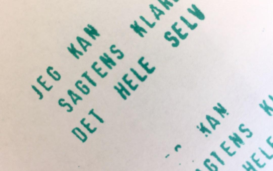 Unge kunstelever udstiller på Dokk1