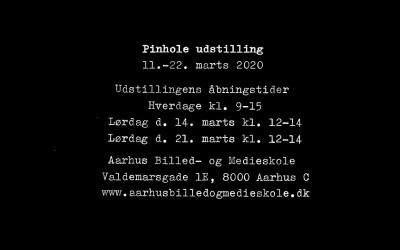 Pinhole udstilling