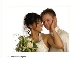bryllupsfoto bronzemedalje lorentsen