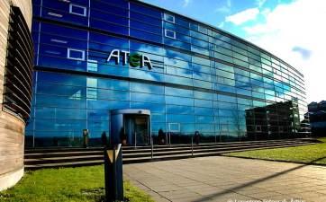 Bygningsfoto Atea