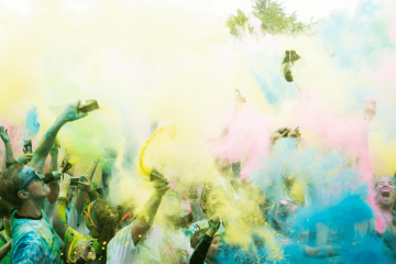 Color Run Gellerup