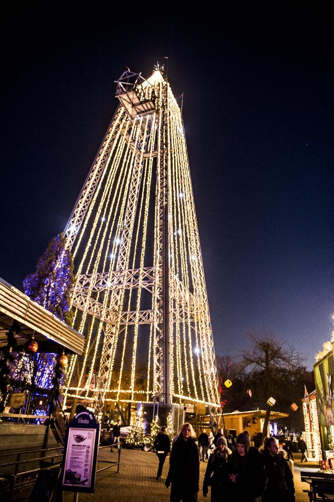Jul i Friheden_juletræ