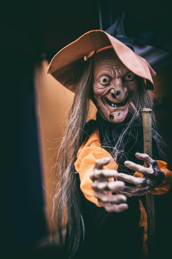 Halloween i Tivoli 2017