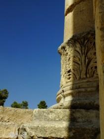 Templo de Zeus, Jerash