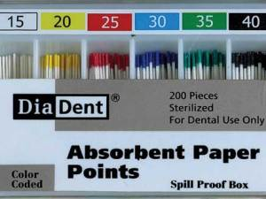 Paper Point 2%-(Diadent)