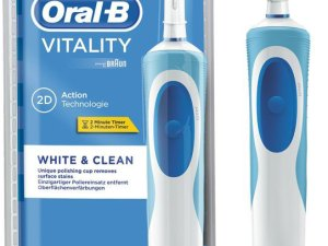 oral-B vitality power tooth brush