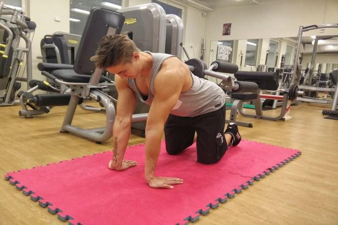 Biceps Brachii Venytys 1
