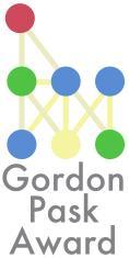 Gordon Pask Award Logo Mockup