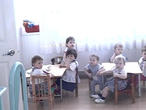 Other kids in the orphanage