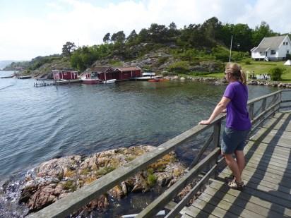 Marivoll camp - (n on bridge)
