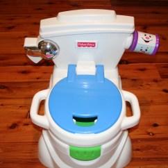 Singing Potty Chair Swing Toys R Us Fisher Price Training Ebay