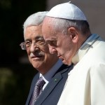 POPE, ANTI-SEMITISM AND PALESTINE